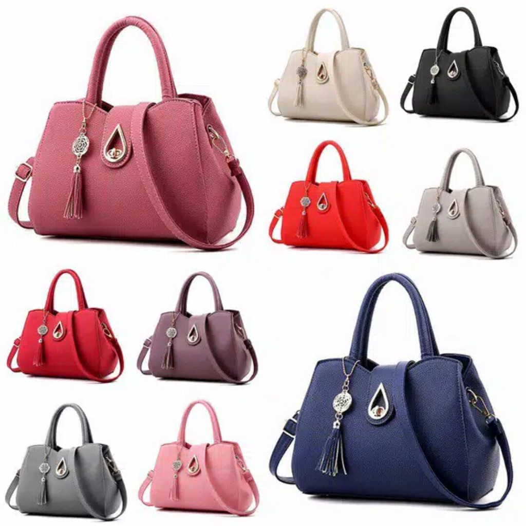 Tas Etnik Wanita Pesta Kerja Hand Bag Pu Bahan Kain Ulos Leather Hk 001 Original Shopee Indonesia
