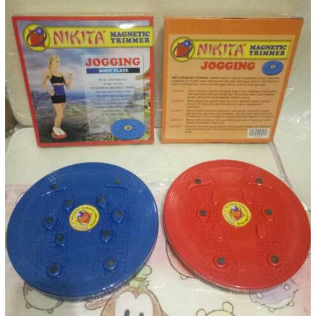 Paket Murah Alat Pelangsing Tubuh Magnetic Trimmer Body Plate Dan Tummy Trimmer | Shopee Indonesia