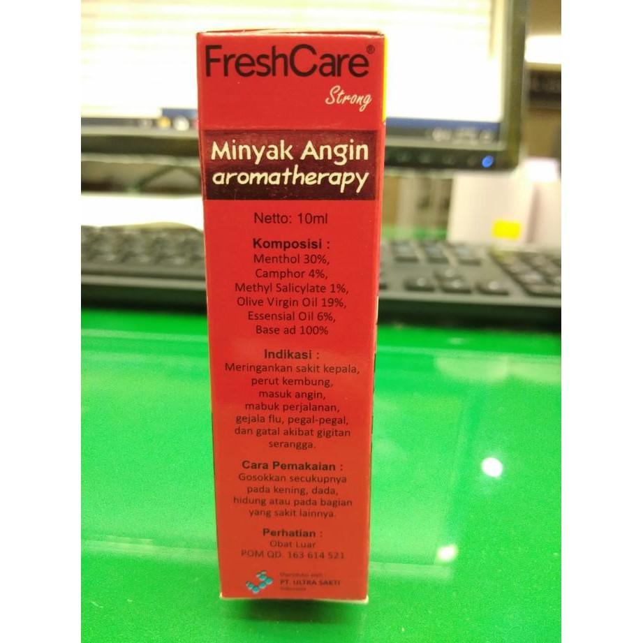 Promo Fresh Care 10 Ml Minyak Angin Aromatherapy Roll On Murah Freshcare Hot 4 Botol Berkualitas Terlaris Shopee Indonesia
