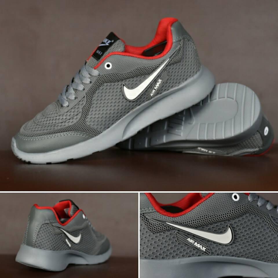 Sepatu nike jogging centang pria wanita sneakers running  fd5769a7f7
