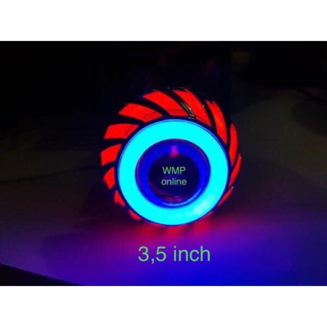 LAMPU PROJIE MINI LED/LED MINI PROJIE R B R FOR MOTOR VIXION VARIO MIO JUPITER CB150 R DLL | Shopee Indonesia