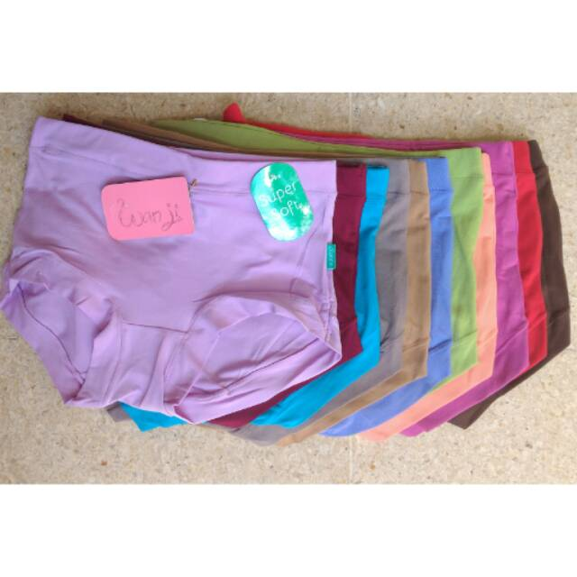 Celana Dalam CD Kertas JUST GO (DISPOSABLE PANTIES DAN UNDERWEAR ... 72dad7b386