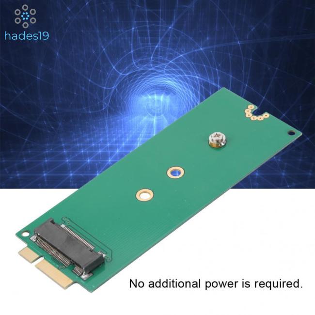 M.2 B-Key NGFF SATA SSD to 2012 Macbook Pro Retina 8+18Pin SSD Adapter Converter