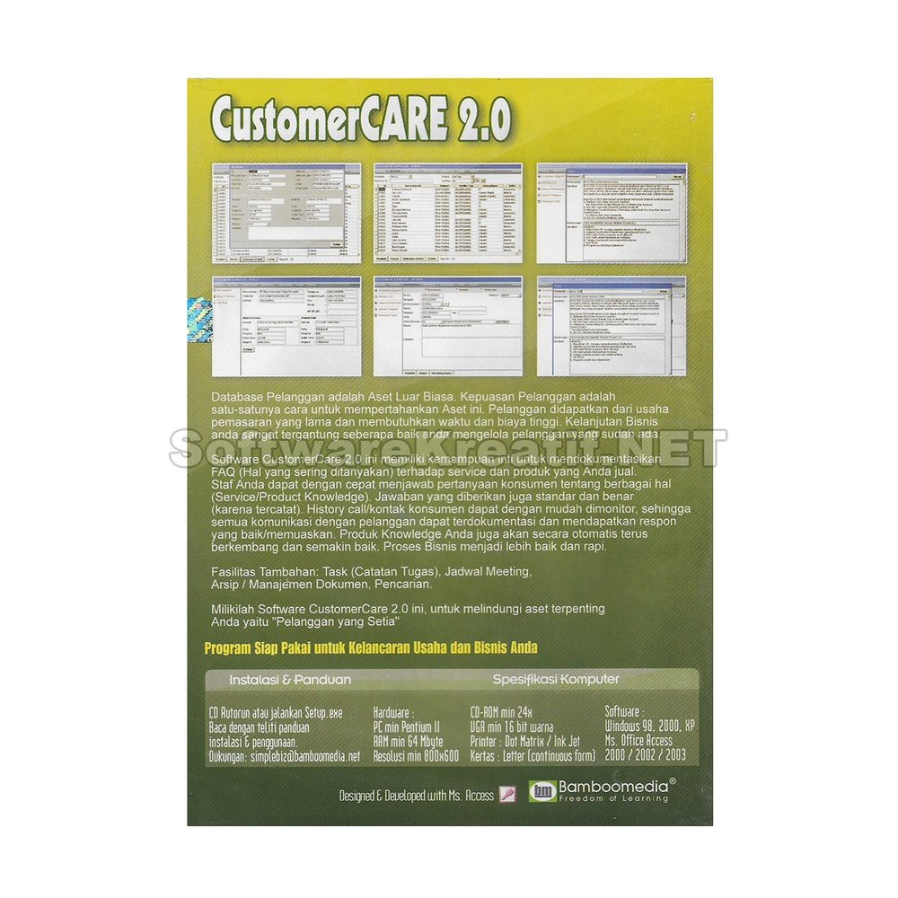Software Customer Care 2 0 Lindungi Database Pelanggan Dan Produk Knowledge Anda Shopee Indonesia