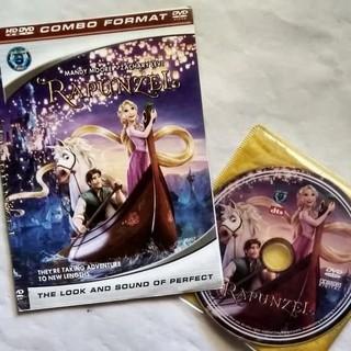 Promo Kaset Dvd Film Animasi Anak Rapunzel 3 Dvd Dts Shopee Indonesia