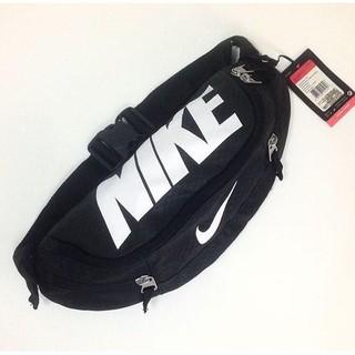 Terbaru   Tas Nike Klasik Kompek   Pinggang Nike Black .  6c589e60e2