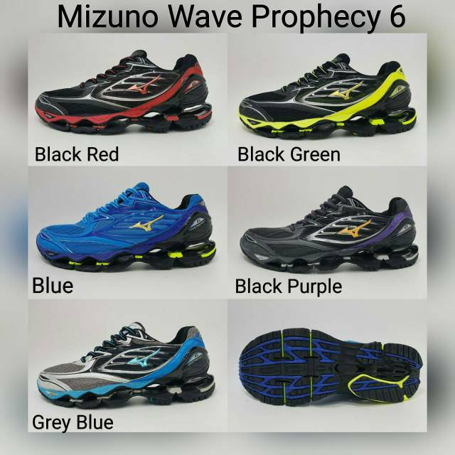 Sepatu Voli Mizuno Wave Prophecy 7 Man Premium Volley Sneakers ... 590cd8c9ef