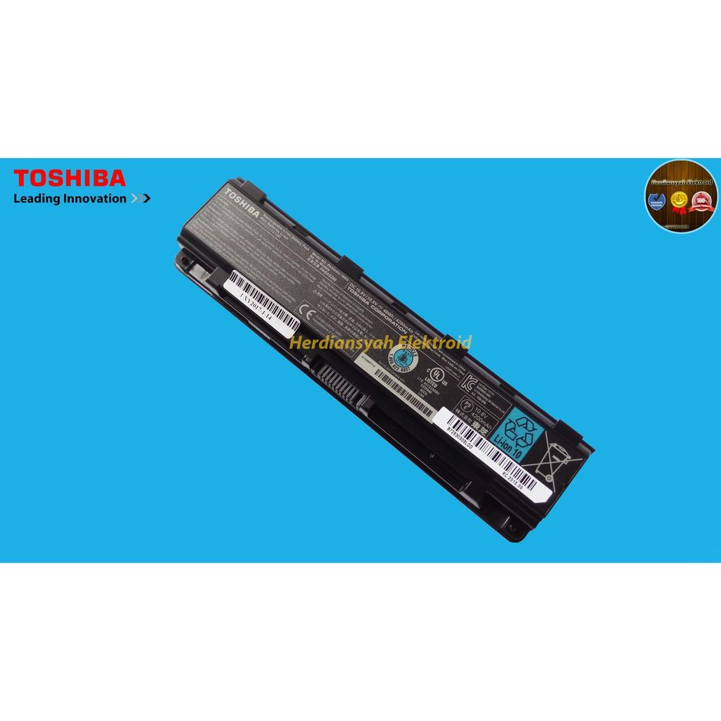 Baterai Toshiba C800 C840 L840 L800 M840 Pa5024 Oem Shopee Indonesia Original C800d C840d C845 C870 L805 L830 L835 L845 L850 M805 M800 P800 S800 P870