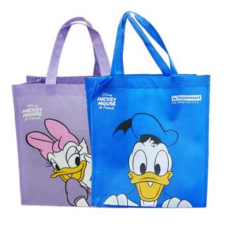 REUSABLE BAG DISNEY DONALD DAISY V2