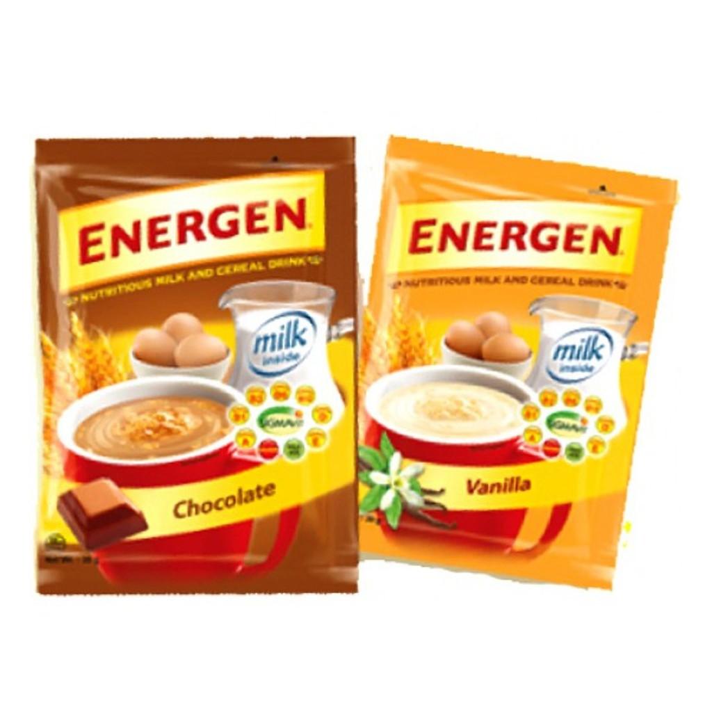 Sereal Energen 10 Pics X 30 G Shopee Indonesia Milo 18g 10sachet Gratis 1sachet