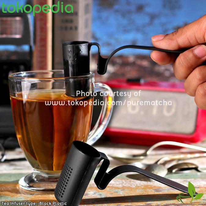 PROMO Tea Infuser / Penyaring teh IKEA IDEALISK / saringan teh / sendok teh WNO |