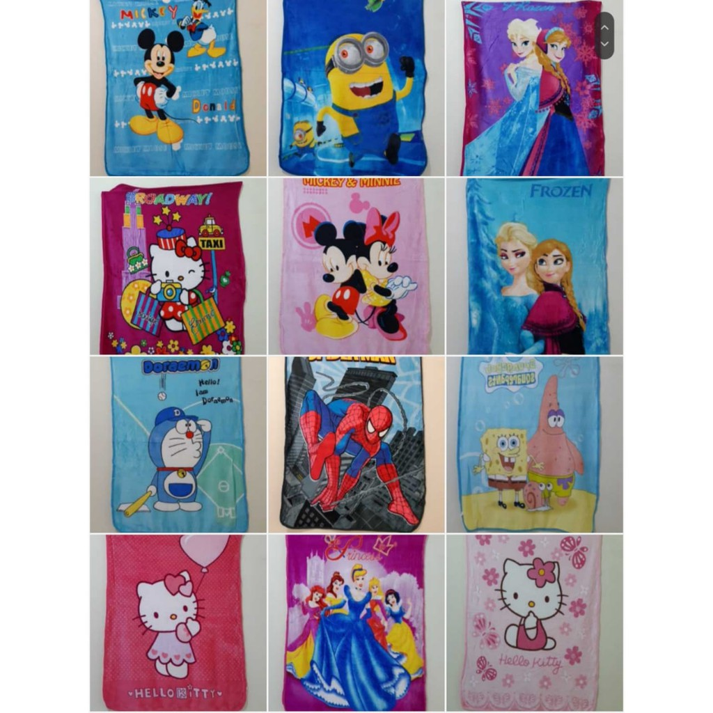 Selimut Baby Bulu Polyester Sutra Lembut Anti Bacterial Vito Kids Panel 100x140 Submarine 140cm X 100cm Shopee Indonesia