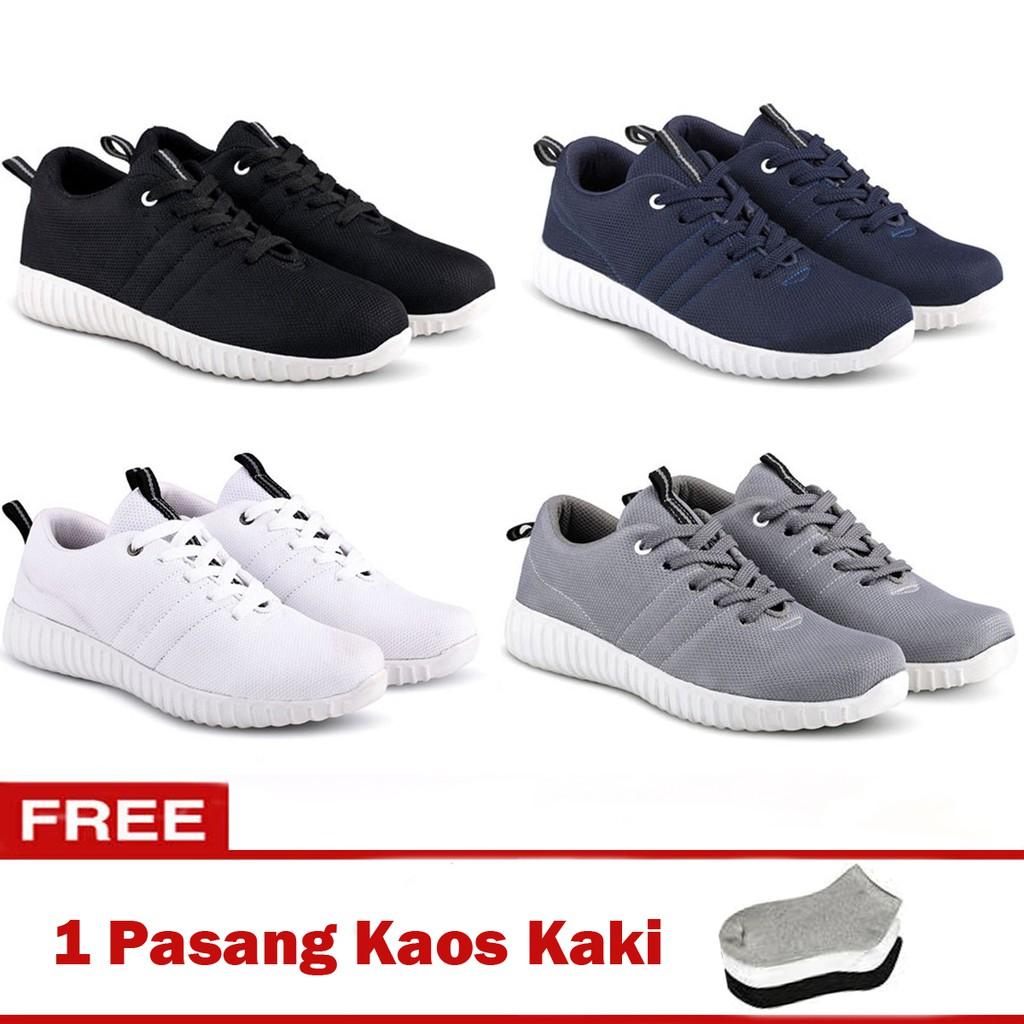 3 Pasang Kaos Kaki Sport Shopee Indonesia 1