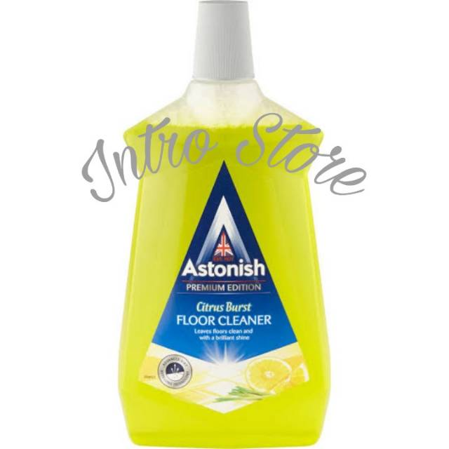 Astonish Citrus Cream Kuning Yellow cairan pembersih porselen kompor | Shopee Indonesia