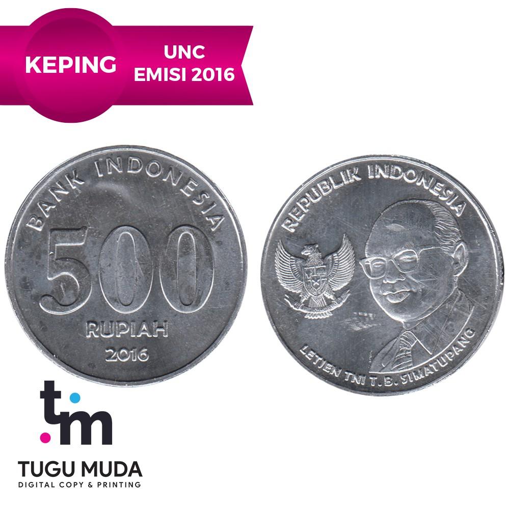 Gambar Uang Koin 500 Rupiah Terbaru Harga Uang Koin Terbaik Mei 2020 Shopee Indonesia