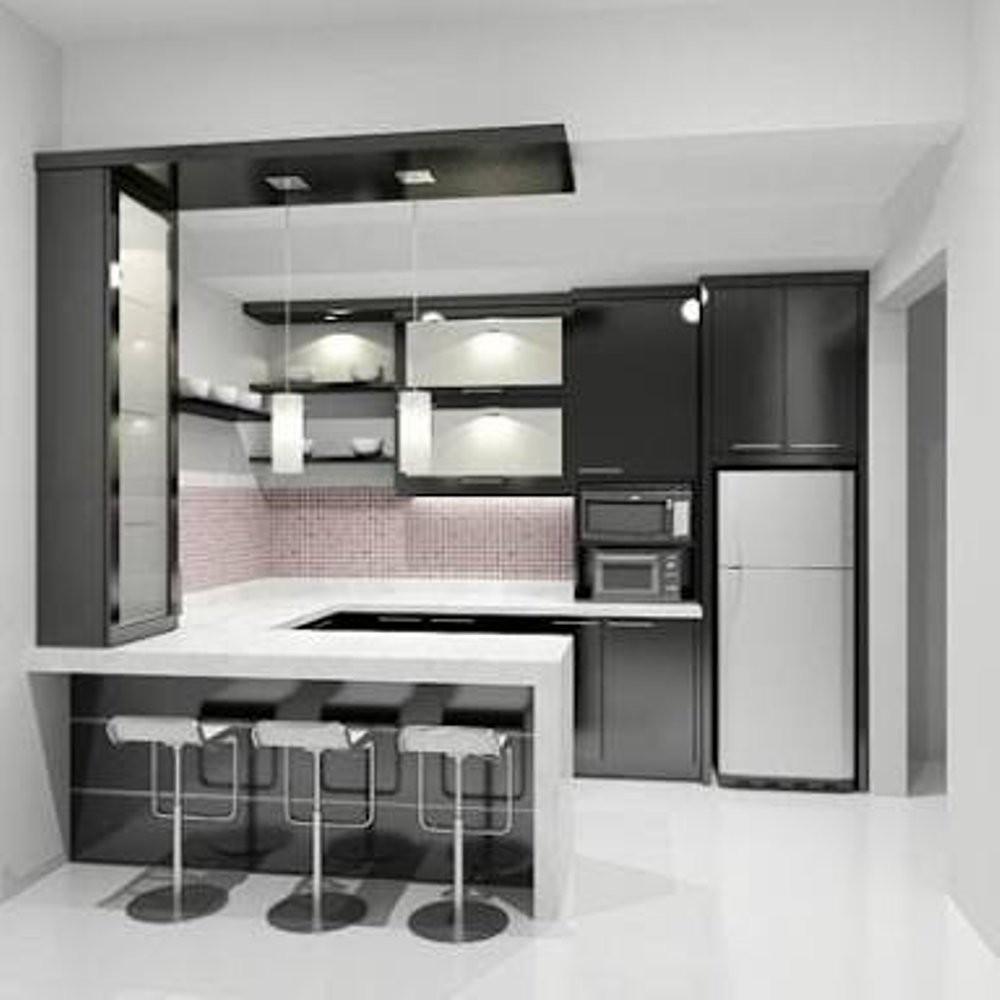 Fresh Kitchen Set dan Mini Bar