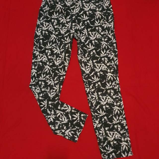 Jual Celana Legging Ex Import Merk Uniqlo Shopee Indonesia