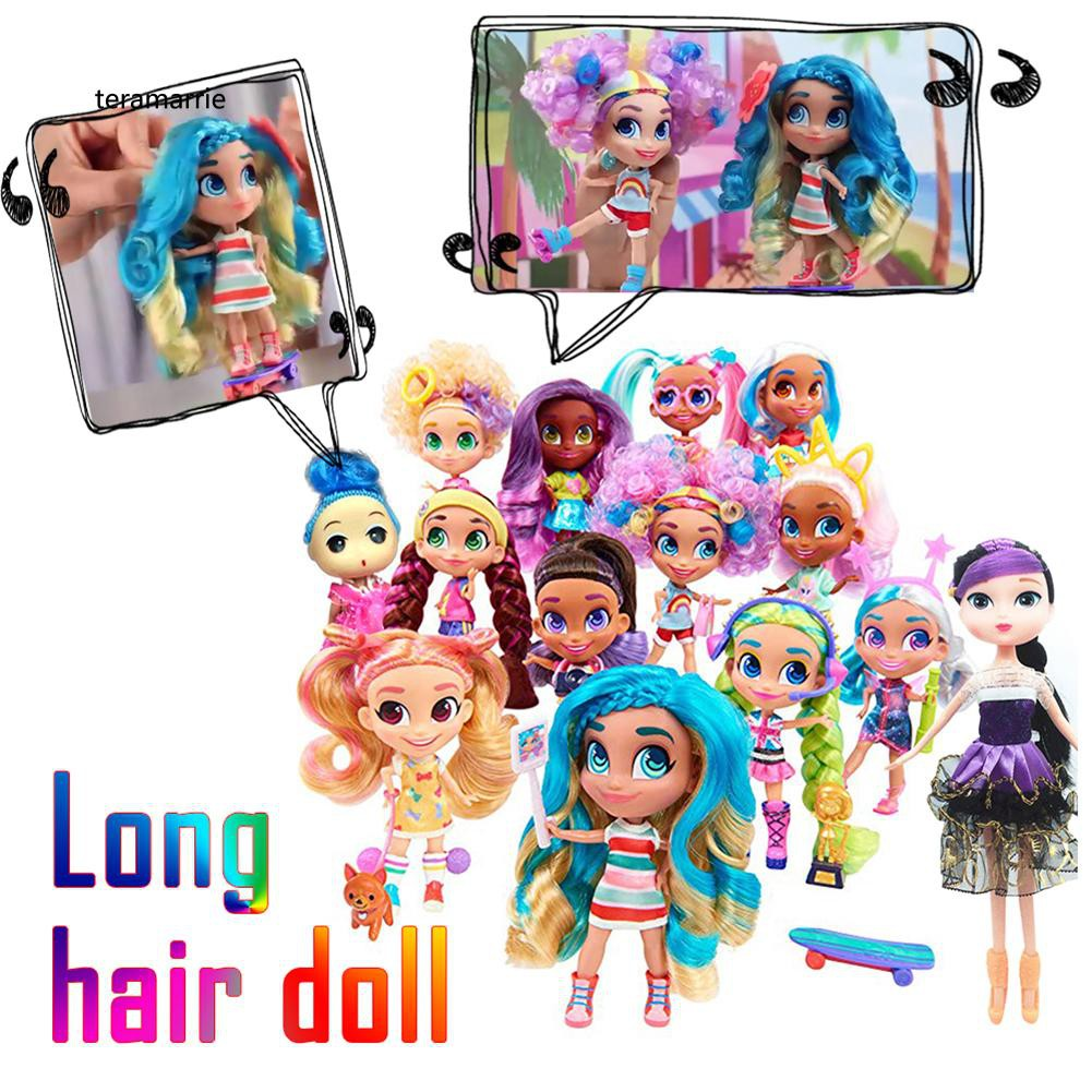 New Hairdorables Doll With 11 Surprises Series 1