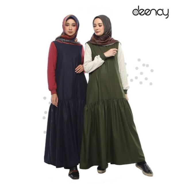 Deenay Sydney Dress Original Shopee Indonesia