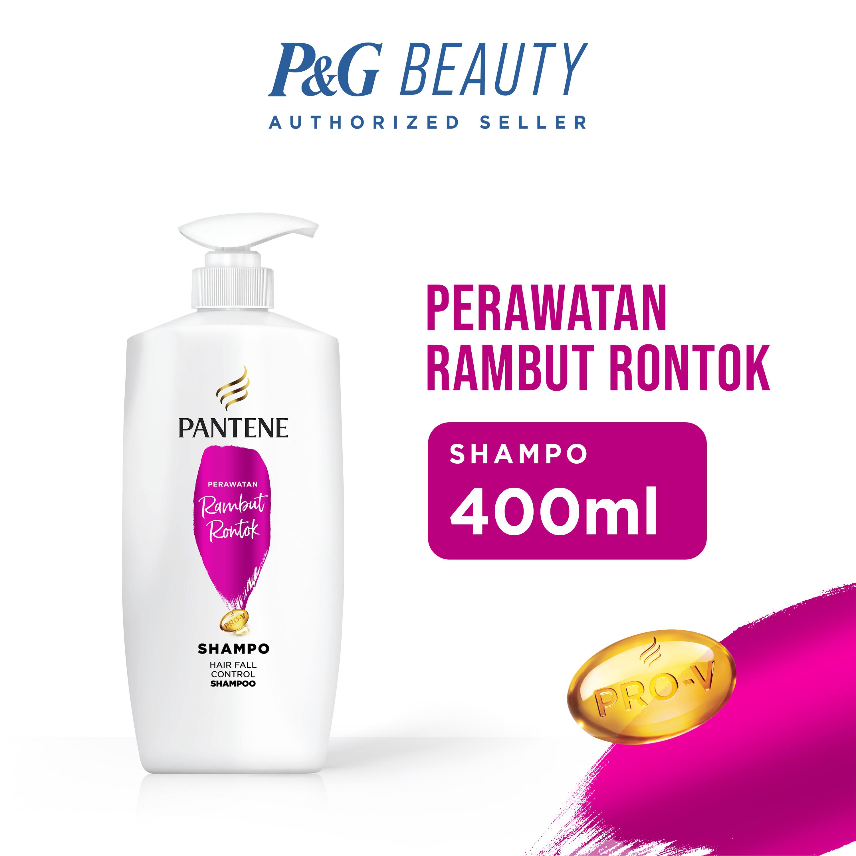 Pantene Shampoo Hair Fall Control 400 ml