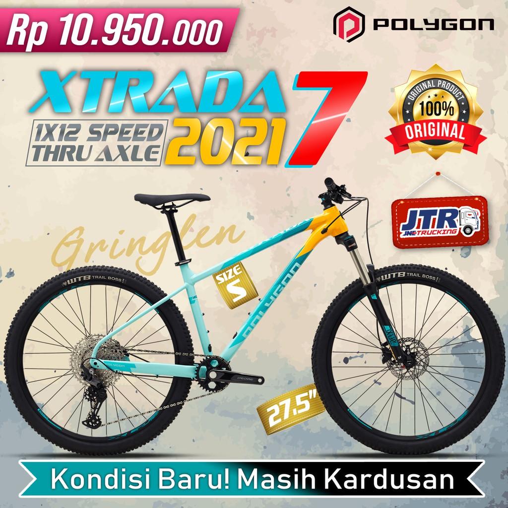 Sepeda Polygon Xtrada 7 2021