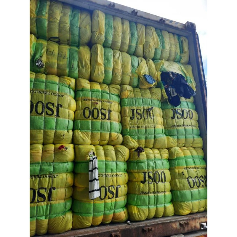 ball Segel import, Korea & Japan , berat 100kg...