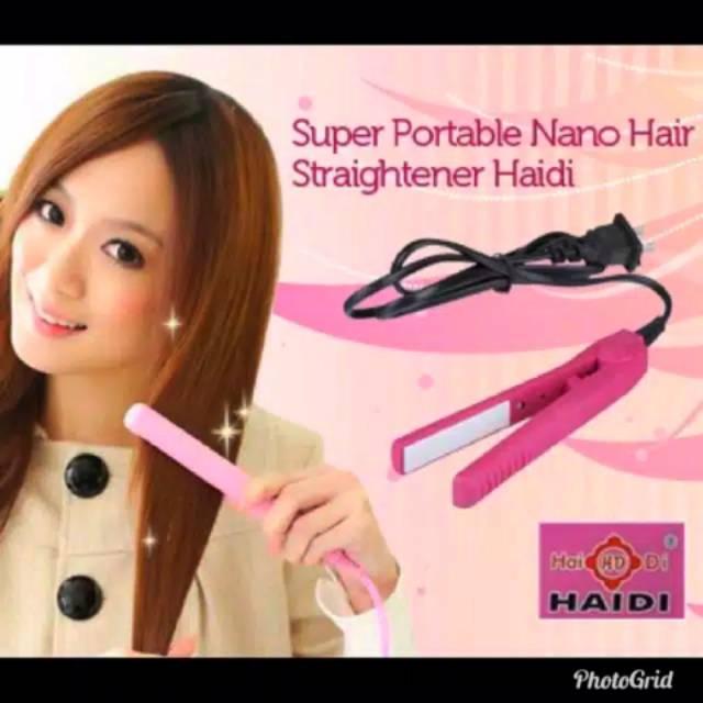 Catok Mini Haidi - Topsonic Hair Care  b31098e823