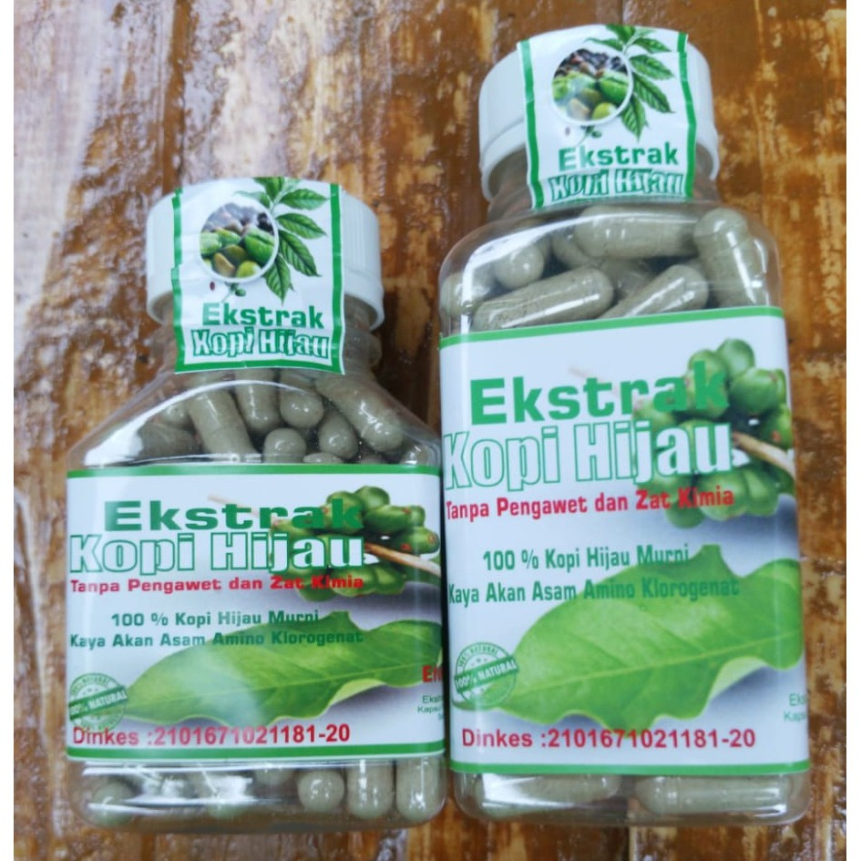 Green Coffee Kopi Hijau Diet Sachet Tea Bag Isi 30 Organik Extract Ekstrak Pelangsing Original With Hologram Shopee Indonesia