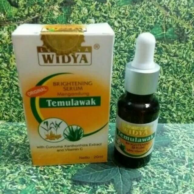 WIDYA LEVIANA Serum Temulawak WIDYA BPOM Brightening Serum | Shopee Indonesia