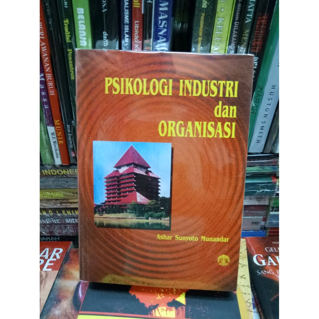 Psikologi Industri Dan Organisasi -Ashar Sunyoto Munandar | Shopee Indonesia