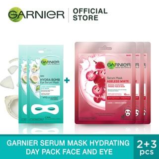 Garnier Serum Mask Hydrating Day Pack Face and Eye thumbnail