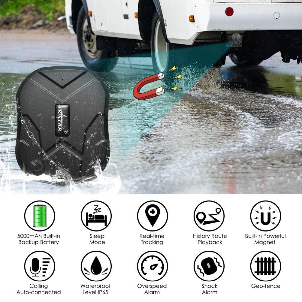 TKSTAR tk905 GPS Tracker Lokasi Mobil Anti Air TKSTAR tk905 GPS