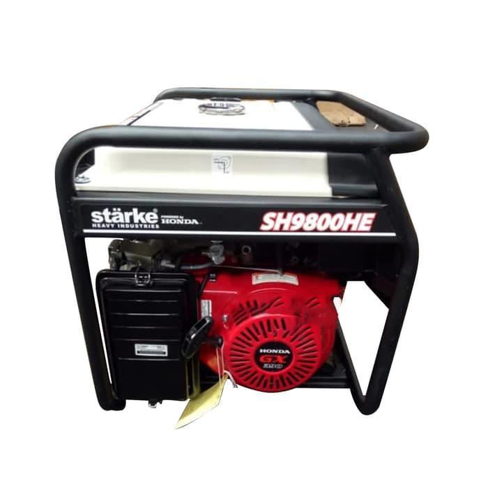 Generator / Genset / Genset Honda Starke 5500 Watt