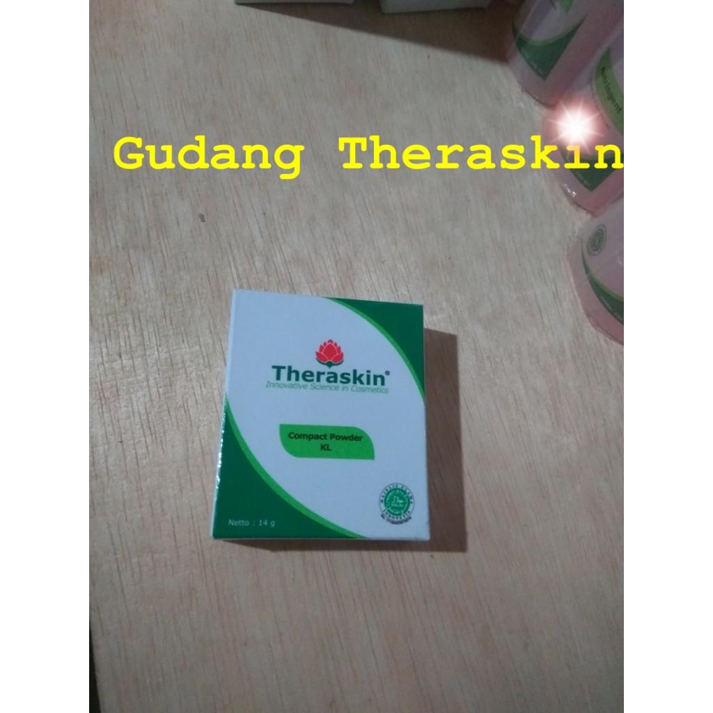 Theraskin Loose Powder Acne Kn Promo Shopee Indonesia
