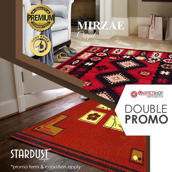 Karpet Bcf 260x360 Promo T C Apply Shopee Indonesia