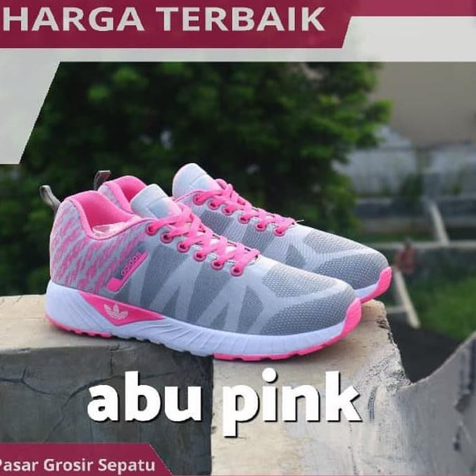 Ando Agnes Sepatu Olahraga Wanita Sepatu Lari Warna Fuschia. Source ·  Design . cb5afb8206