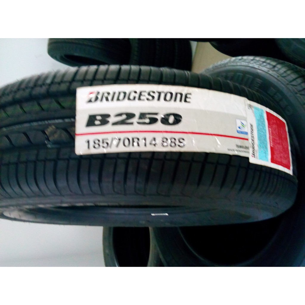 Bridgestone B 250 185 70r14 Daftar Harga Terlengkap Indonesia Ban Mobil New Techno Tecaz 60r15 Vocer 70 R14