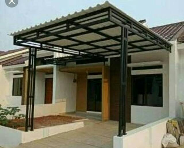 Canopy Besi Hollow Galvanis Shopee Indonesia