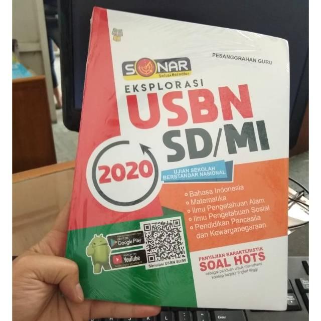 Buku Un Usbn Sd Mi 2020 Edisi Revisi Shopee Indonesia