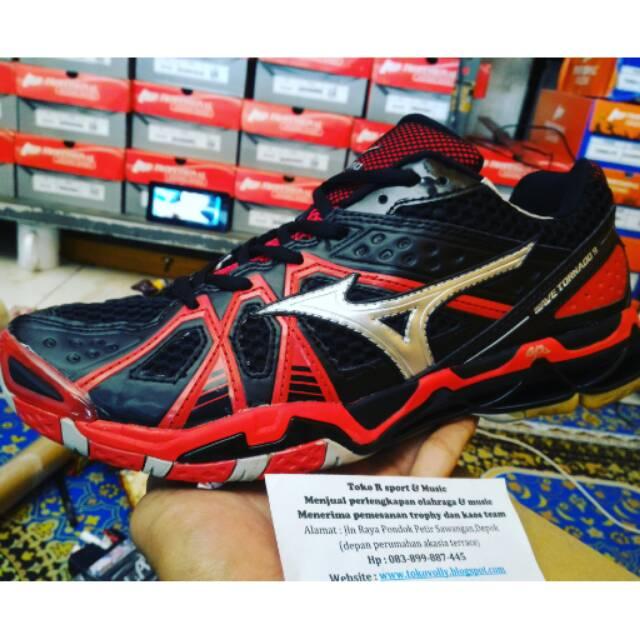 Sepatu Volly Mizuno Wave Inspire 8 Import Vietnam Terbaru  b01e8308f0