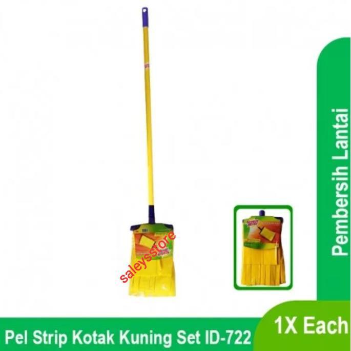 3M Scotch Brite ID 722 Pel Strip Kotak Set / Pel Strip Kuning | Shopee Indonesia