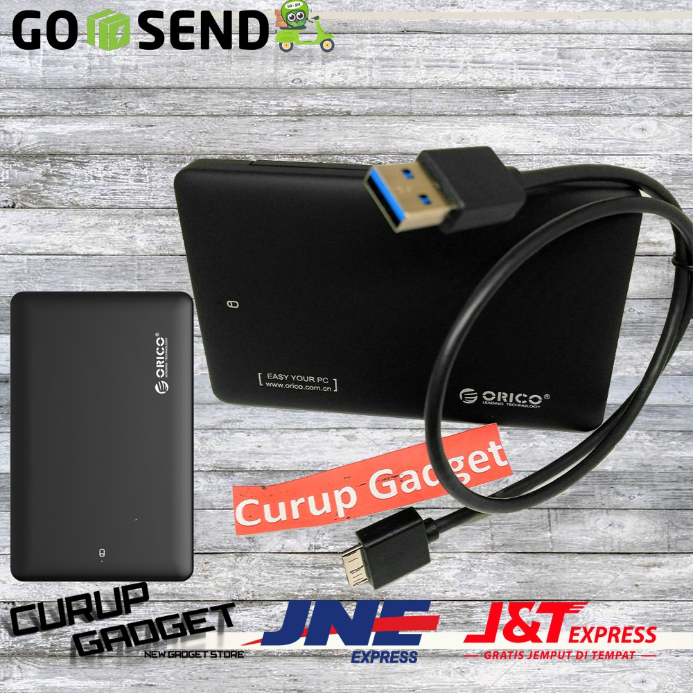 Orico 1 Bay 35 Hdd Protection Case Phx Shopee Indonesia 25 Inch External Enclosure Sata 2 Usb 30 2599us3 V1 Casing Hardisk
