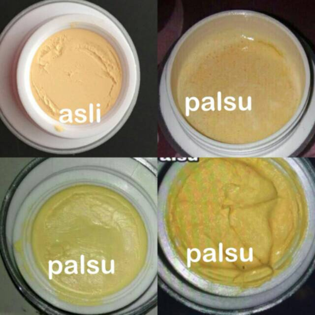 Ms Glow Day Cream Krim Pagi Siang Original Vs Palsu Shopee Indonesia