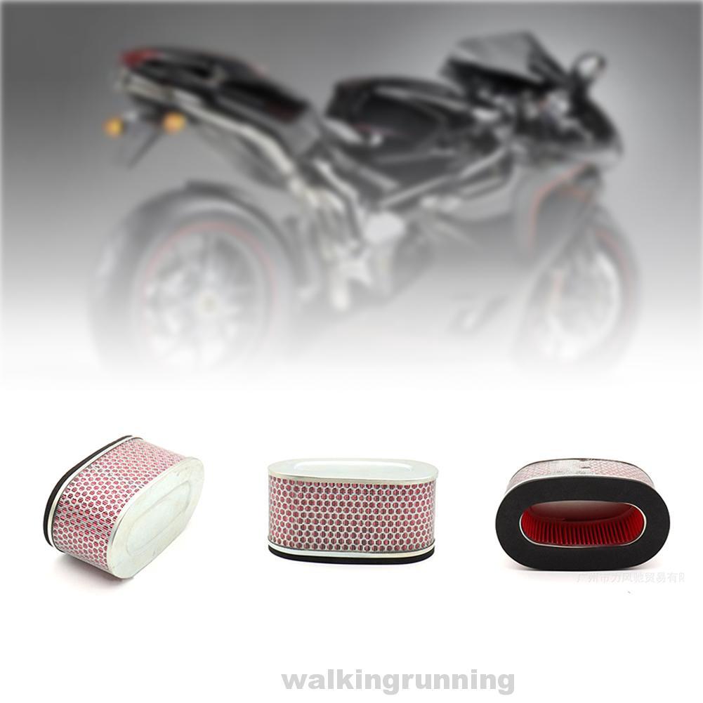 perfk Air Cleaner Filter Housing Cover for Honda Shadow 400 750 VT400 VT750