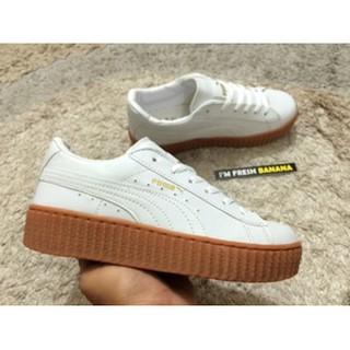 SALE! sale sepatu diskon murah puma suede rihanna black gum Diskon ... 6500c5320d