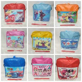[MURAH] TAS RANSEL Gendong Punggung 3in1 MINI Souvenir goodie bag ulang tahun anak goody ultah