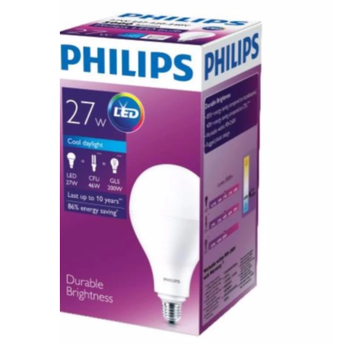 Lampu led bulb 19w 19 watt 19 w Putih Philips GARANSI 3 TAHUN ledbulb | Shopee Indonesia