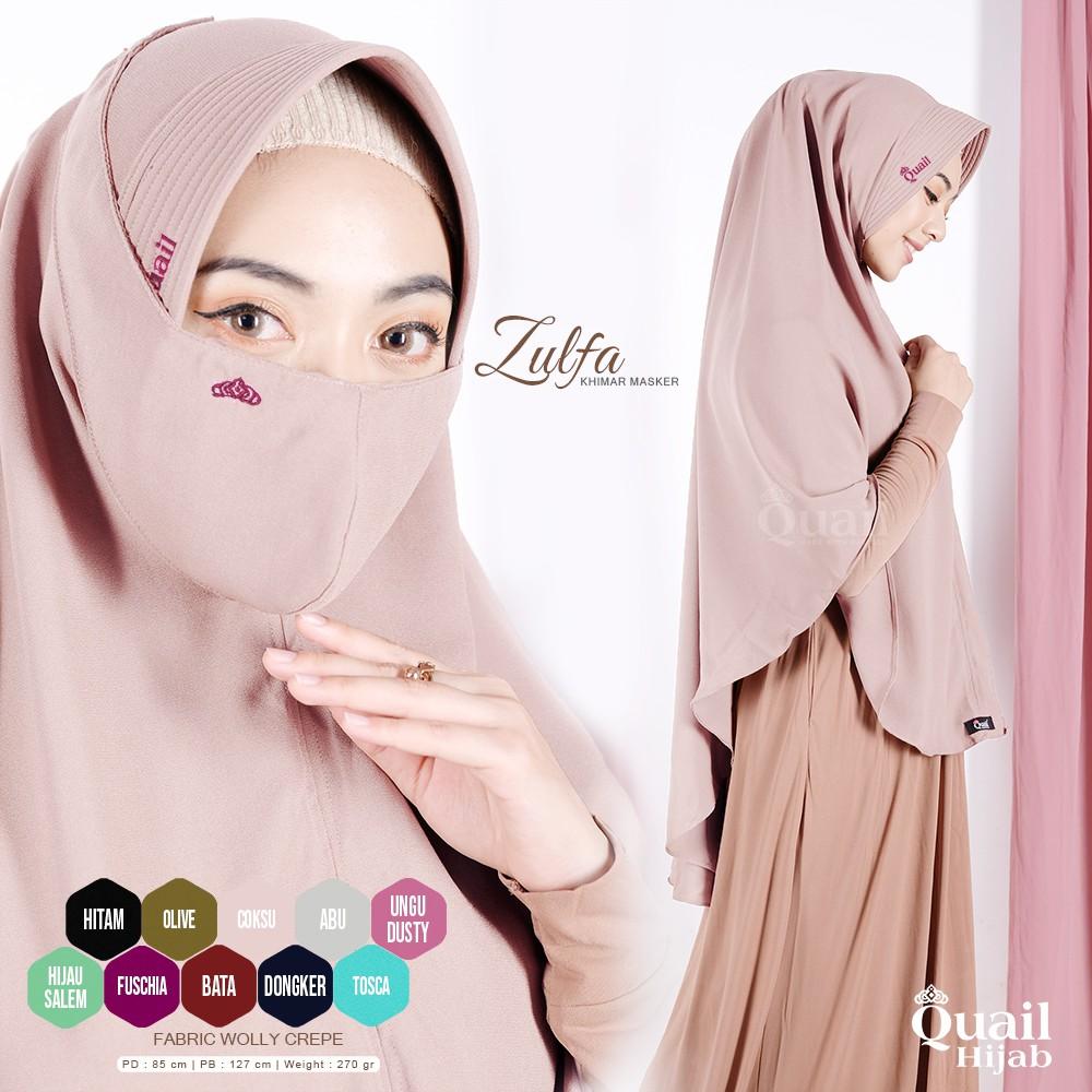 Toko Online Gaizka Hijab Shopee Indonesia