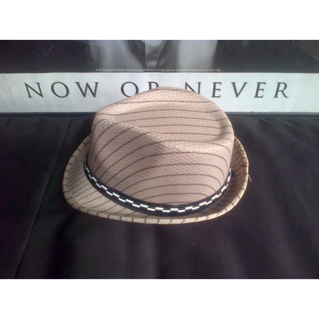 BEST SELLER topi anak Cowboy Fedora Hats Kids Baby Jazz Cap Tompi salur  balita PALING MURAH  2d148538a4