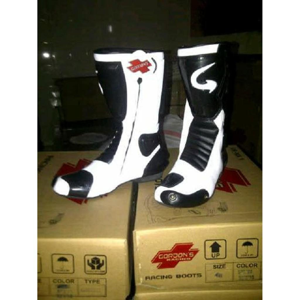KA Sepatu Balap Road race Gordon Putih Merah  3aedaa83d2